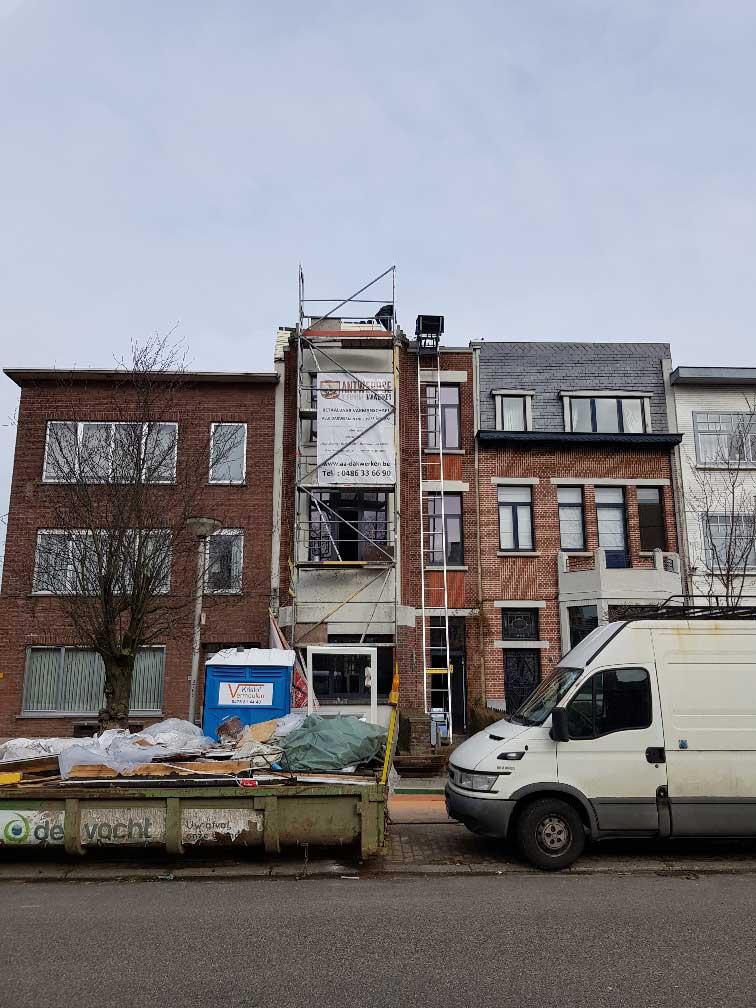 aa dakwerken plat dak