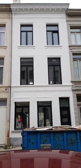 gevelrenovatie Antwerpen