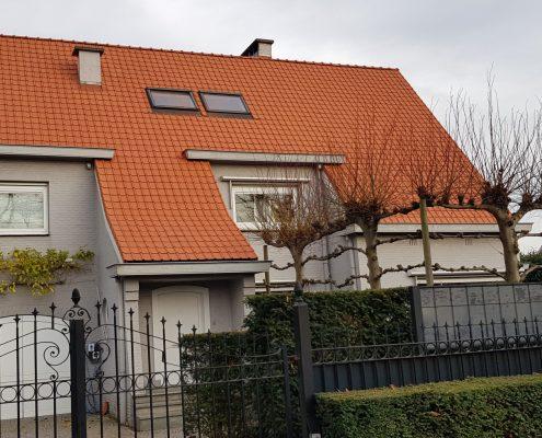 Dakwerken in Antwerpen
