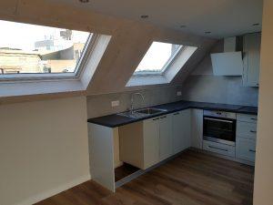 Keuken Zolderrenovatie Antwerpen
