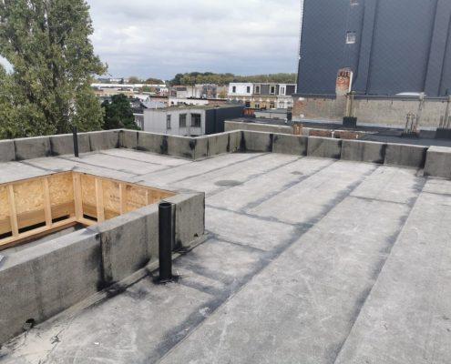 platte daken dakwerken
